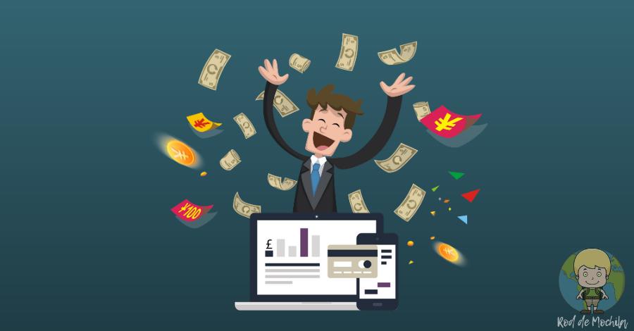 Conheça 35 formas de ganhar dinheiro em casa!